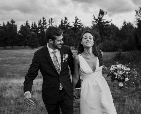 NH elopement scenic portraits
